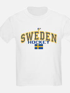 SE Sweden(Sverige) Hockey 13 T-Shirt