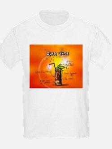 Cuba Libre (Orange) T-Shirt