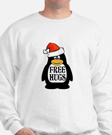 Hugs the Penguin Sweatshirt