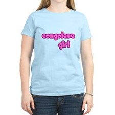 Congelese Girl Cute T-Shirt