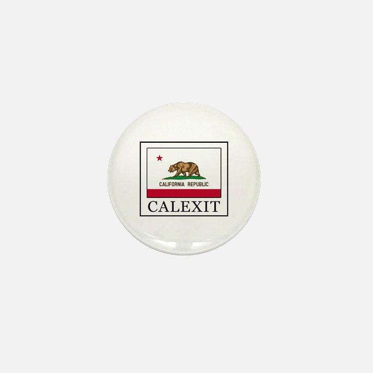 Cute Palmdale pride Mini Button