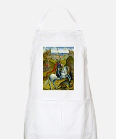 Saint George and The Dragon Apron