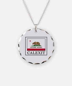 Calexit Necklace