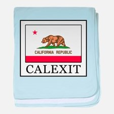 Calexit baby blanket