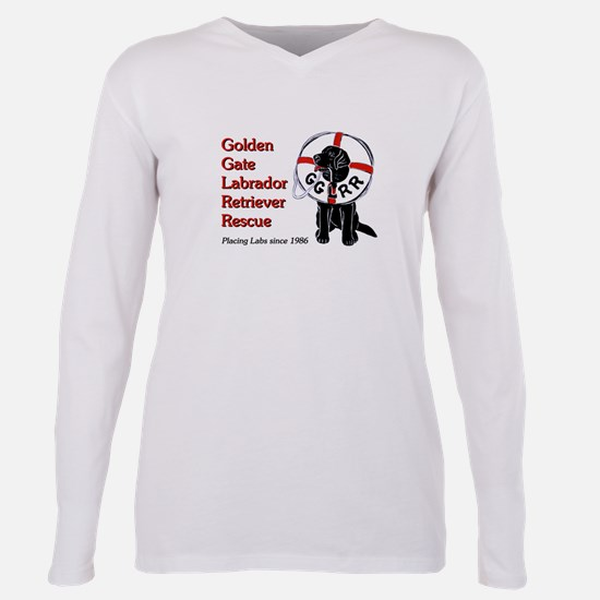 2-sided GGLRR Logo T-Shirt
