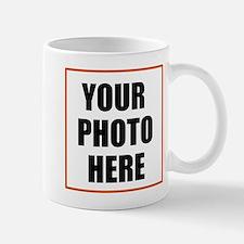 YOUR PHOTO HERE Mugs