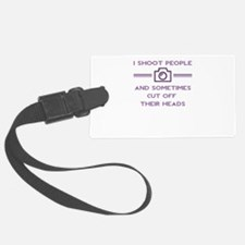 photography Luggage Tag