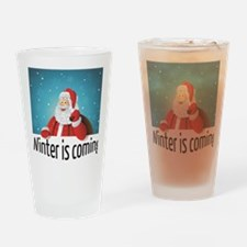 Cute Games of thrones Drinking Glass