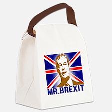 Mr Brexit Canvas Lunch Bag