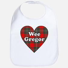 Wee_GregorShirt Baby Bib