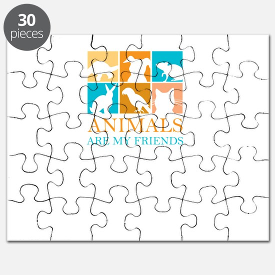 animals are my friends Puzzle