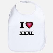 I love Xxxl Baby Bib