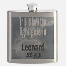 Unique Leonard Flask