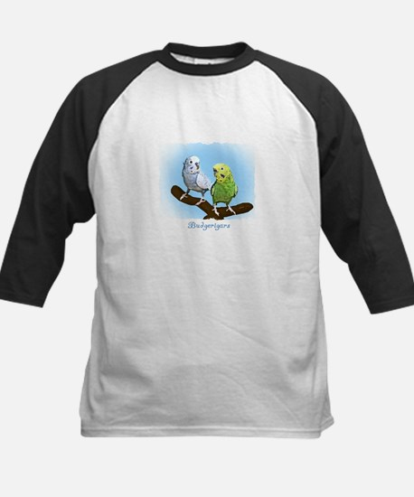 budgies_shirt Baseball Jersey