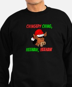 Italian Christmas Donkey Jumper Sweater