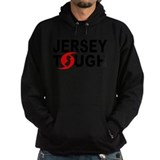 Jersey tough Hoodie (dark)