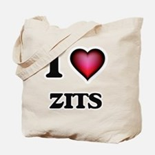 I love Zits Tote Bag