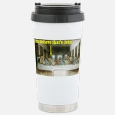 Unique Last supper Travel Mug