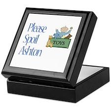 Please Spoil Ashton Keepsake Box
