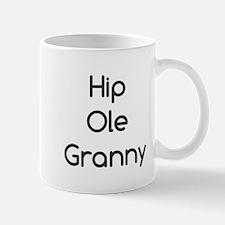 Hip Ole Granny Mugs