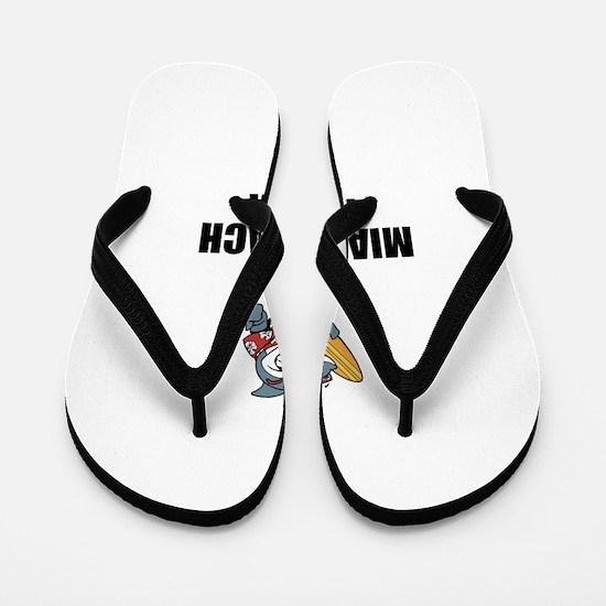 Miami Beach, Florida Flip Flops