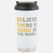 Be the Good Believe - P Stainless Steel Travel Mug