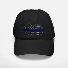 Blue Lives Matter - Police Officer Gifts Baseball Hat