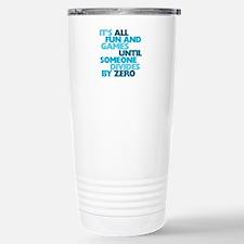 Cool Divide Travel Mug