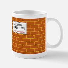 Carnaby Street Wall Mugs