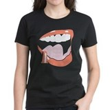 Justice dance Women's Dark T-Shirt