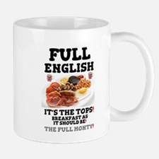 FULL ENGLISH BREAKFAST! Mugs