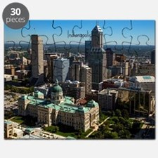 Cute Indianapolis indiana Puzzle