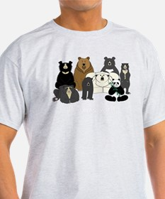 Bear's World T-Shirt