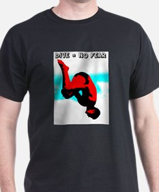 Dive = No Fear T-Shirt
