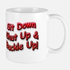 Buckle Up - Mugs