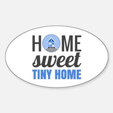 Funny Tiny houses Decal
