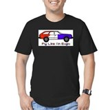 Amc eagle Fitted T-shirts (Dark)