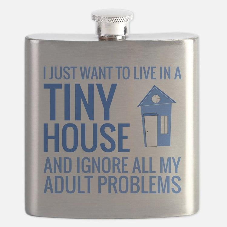 Cute Tiny Flask