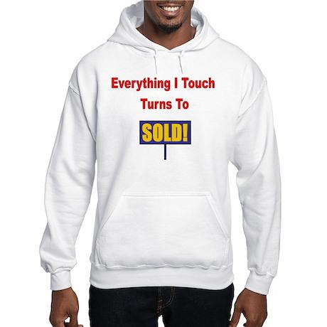 Turns to sold!!! Hooded Sweatshirt
