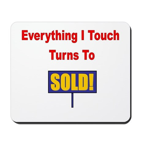 Turns to sold!!! Mousepad
