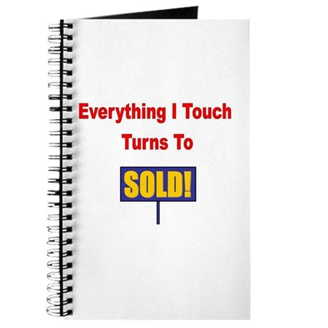 Turns to sold!!! Journal