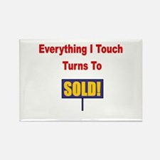 Turns to sold!!! Rectangle Magnet