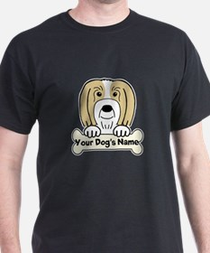Personalized Bearded Collie T-Shirt