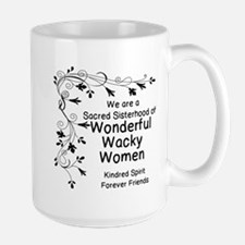 WONDERFUL, WACKY, WOMEN Mugs