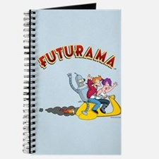 Futurama Hover Scooter Journal