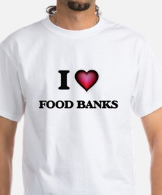 I love Food Banks T-Shirt