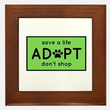 ADOPT Framed Tile