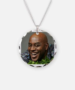 Cute Ainsley Necklace Circle Charm