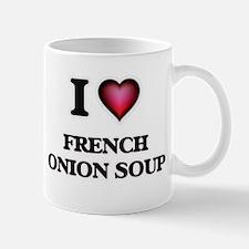 I love French Onion Soup Mugs