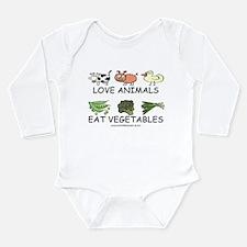 Love Animals Body Suit